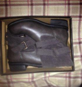 Новые ботинки !!