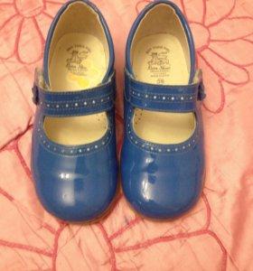 Лаковые туфли!!!В отличном состоянии!!!