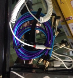Усиленые aux кабеля