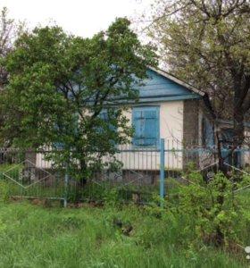 Дом 49,5 кв.м.на земельном участке 15 соток
