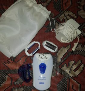 Эпилятор Braun Silk epil SoftPerfection