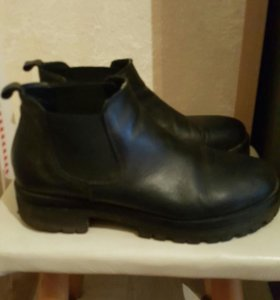 Ботинки (нат. кожа)