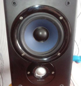 Polk audio monitor 30 MarkII Black