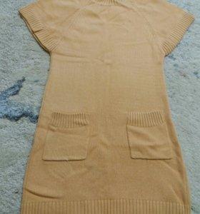 Платье джемпер свитер