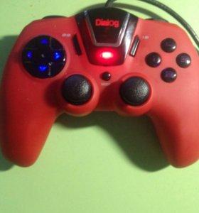 Геймпад Dialog GP-M24 Red