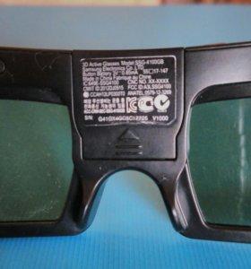 Очки 3D (активные)торг