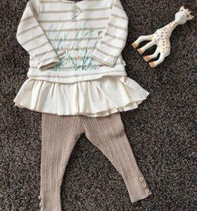 Кофта и штанишки на девочку