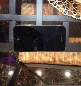 Продаю айфон 4S(оригинал ) не Китай