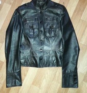 Курточка из эко кожи р. 44-46