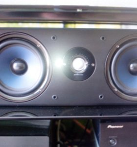Центральный канал Polk audio cs-2 Black