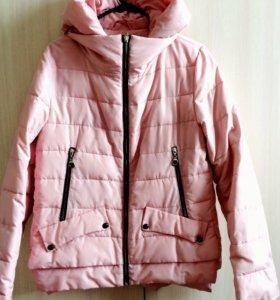 Курточки новые