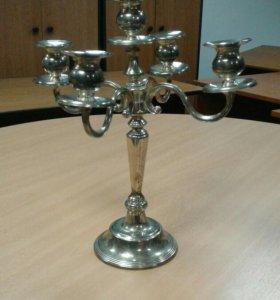Канделябр на 5 свечей
