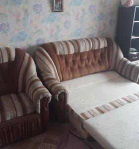 Мягкая мебель Комплект!