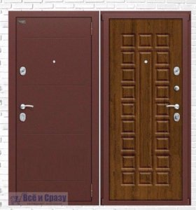 Дверь входная Оптим Форма