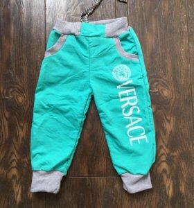 Размеры 80-82,92,104 и 110 новые штаны