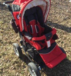 Прогулочная коляска Emmaljunga Cerox 2.0 (Швеция)