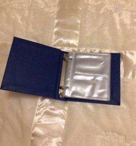 Визитница новая в упаковке