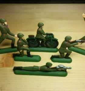 Солдатики СССР #3