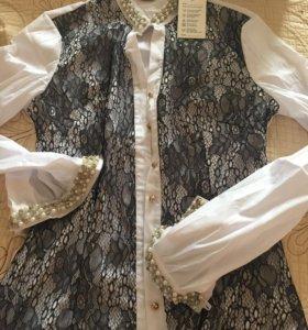 Блузки с 40 по 44 размер новые