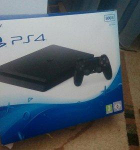 PS4 SLIM, обмен