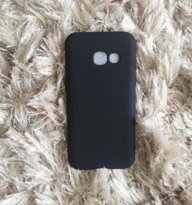 Чехол Samsung a3 2017