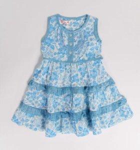 Размеры 98 и 116 новое платье