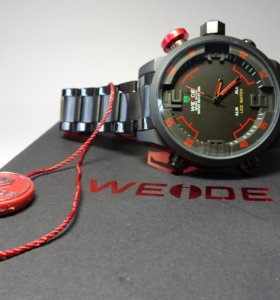 Мужские часы WeiDe в коробке