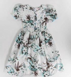 Размеры 128 и 134 новое платье