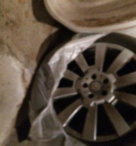 Колеса в сборе Mercedes benz Glk 2012