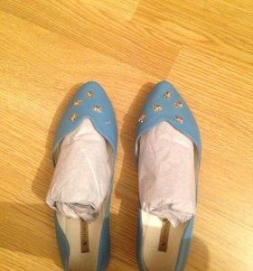 Обувь-балетки