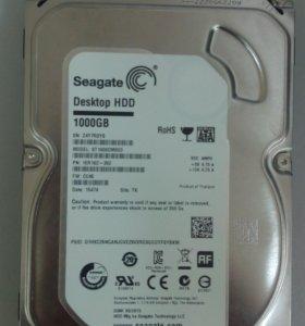 Жесткий диск 1 Тбайт