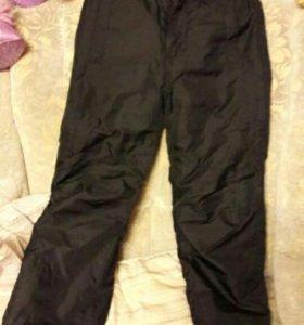 Теплые штаны зима