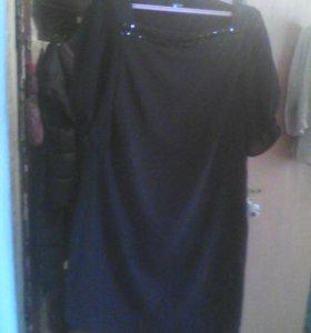 Платье на подкладе разм.46