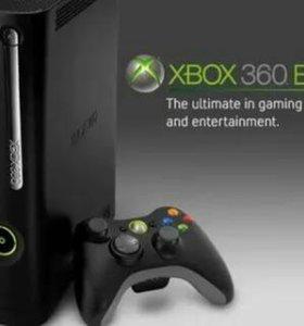 XBOX 360 ELITE/120 gb