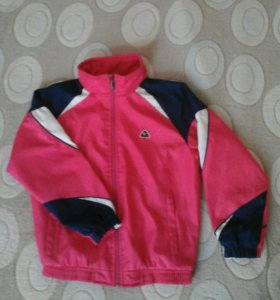 Куртка от спортивного костюма