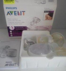 Молокоотсос Avent Philips электрический