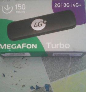 Модем. Мегафон 4G