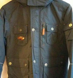 Куртка весенняя