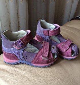 Туфли для девочки 23 размер