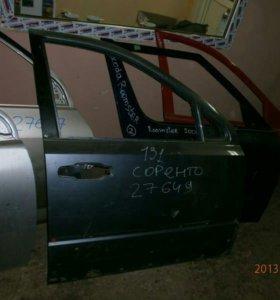 Дверь передняя правая kia Sorento