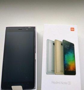 Xiaomi redmi Note 3 Pro новый!