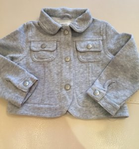 Утепленная кофточка ( курточка)