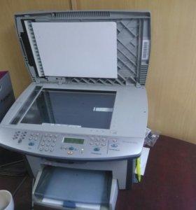 Принтер сканер копир HP 3055