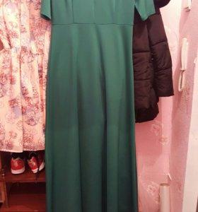Платье , платье в пол