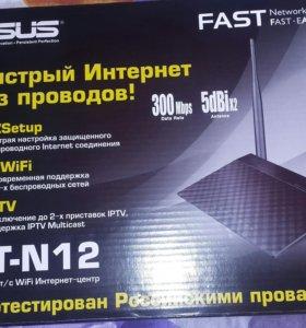 Роутер Asus RT N 12