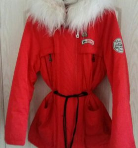 Курточка р.46-50 (весна,осень,теплая зима)