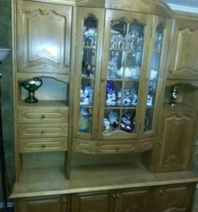 Шкаф для посуды Горка