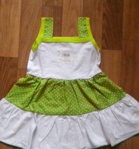 Платье новое 98-104