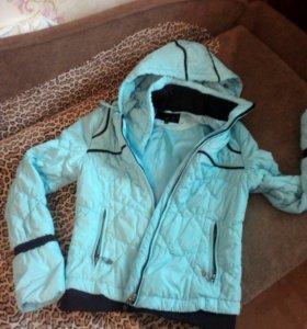 Куртка подрасковая