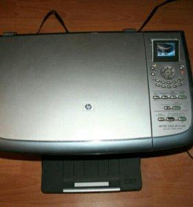 Струйный принтер-сканер HP PSC2353